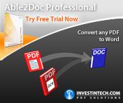 Able2Doc PDF Converter