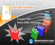 Sonic PDF Creator